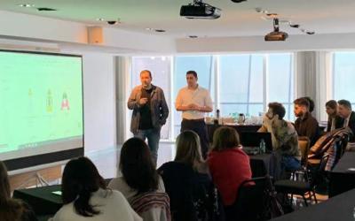 Se realizó una nueva edición de Fenicio Workshop en el WTC