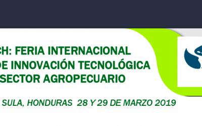"""Cuti y sus empresas socias han sido invitadas a participar de la """"Feria Internacional de Agritech Honduras"""""""