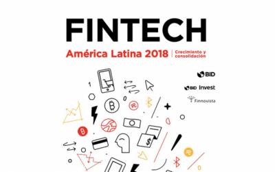 El BID y Finnovista publican la segunda edición del mayor estudio de la industria Fintech en América Latina