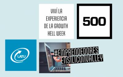 Emprendimientos seleccionados para ir a la Growth Hell Week de 500 Startups en Silicon Valley