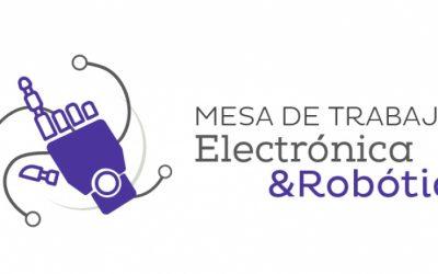 Cuti crea una mesa de trabajo en Electrónica y Robótica