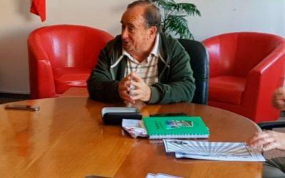 """Autoridades del Miem y municipio de San Carlos evaluaron el programa """"San Carlos VaPa'Í"""""""