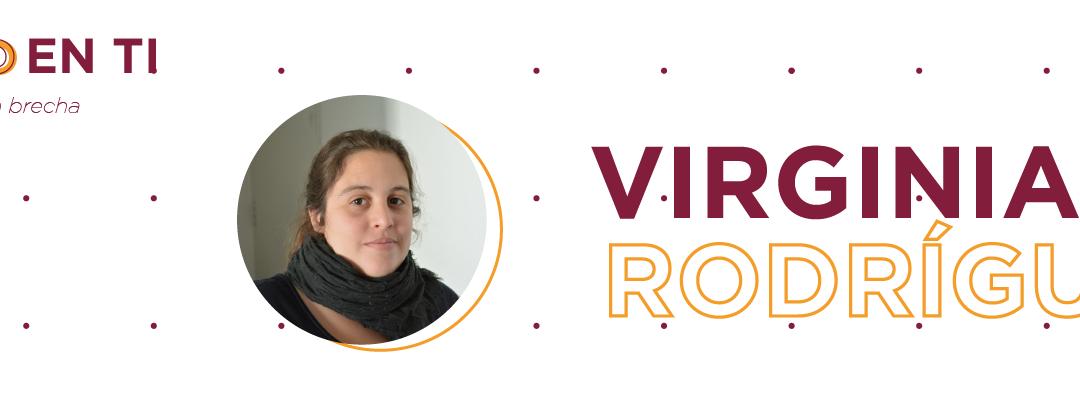 Equidad en TI – Conociendo a Virginia Rodríguez