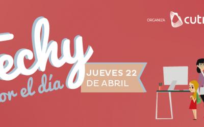 ¡Súmate al Techy por el Día Virtual! Edición 2021