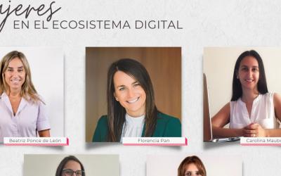 Vivencias y desafíos para la mujer en la voz de líderes del ecosistema digital