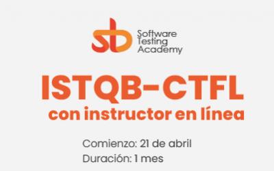 Comienza un nuevo curso en Software Testing Academy