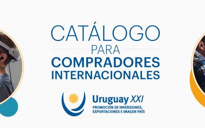 Súmate al catálogo para compradores internacionales de Uruguay XXI