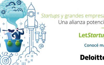 LetStartup   ¡El nuevo programa para startups de Deloitte!
