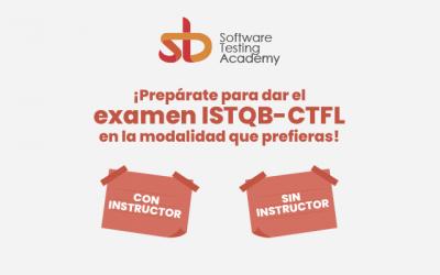 Prepara el examen ISTQB-CTFL en Software Testing Academy