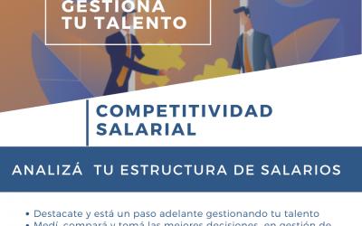 Estudio de Competitividad Salarial