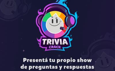 Etermax expande su propuesta de entretenimiento: Preguntados llega al streaming de contenidos con Trivia Crack para Twitch