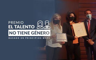 """Abstracta recibe reconocimiento como empresa ganadora en Uruguay del premio """"El talento no tiene género"""""""