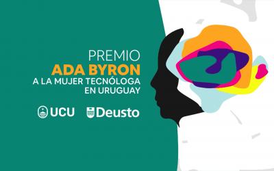 Primera edición en Uruguay del Premio Ada Byron a la Mujer Tecnóloga y Científica