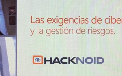 Webinar Hacknoid junto a Digital Bank: Una seguridad proactiva y no reactiva dentro de las empresas