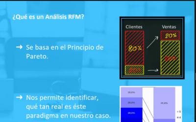 Cómo segmentar clientes a través de análisis RFM fue el eje central de un nuevo taller de Fenicio Training