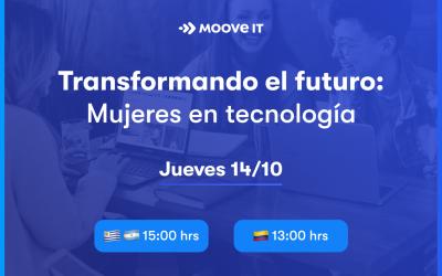 Transformando el futuro: Mujeres en tecnología