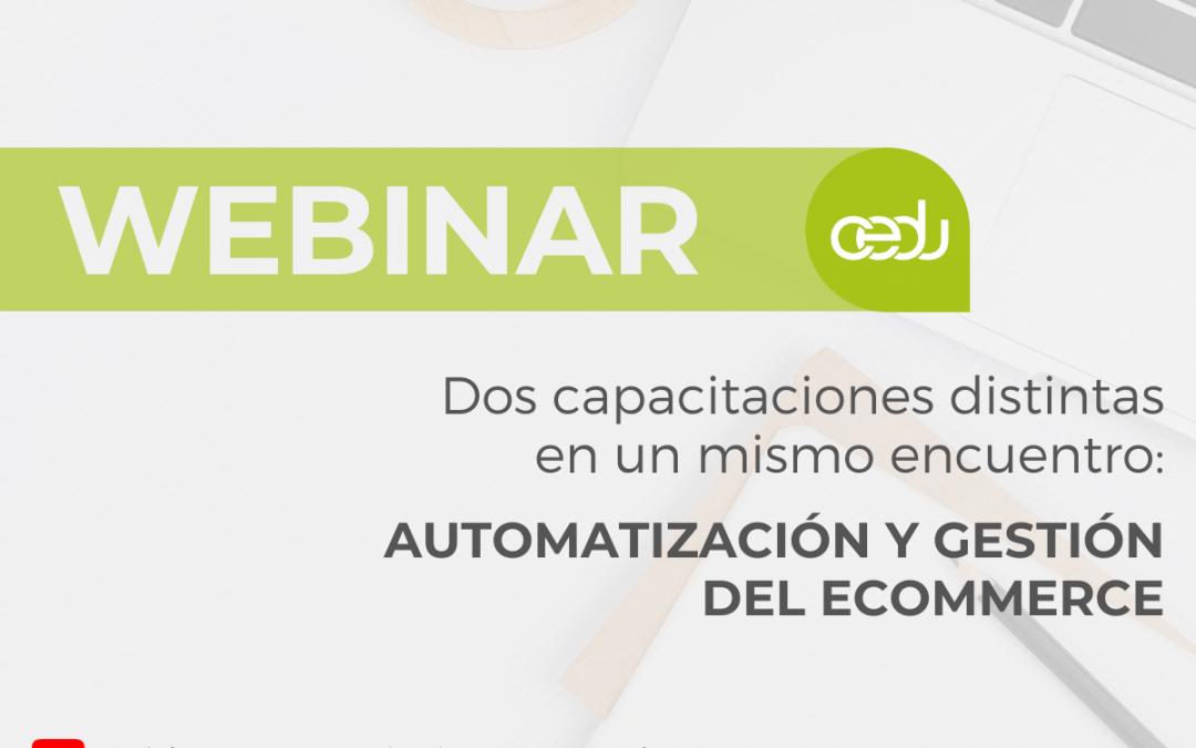 CEDU brindó capacitación sobre gestión de empresas y automatización en la comunicación