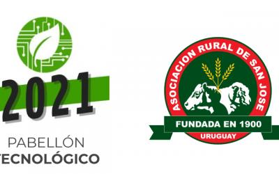 ¡Formá parte del Pabellón Tecnológico 2021 en la Asociación Rural de San José!