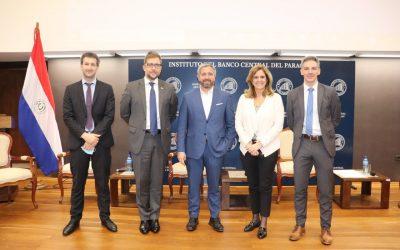 Banco Central de Paraguay automatiza su gestión interna con K2B